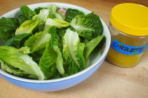 Citronette salad.