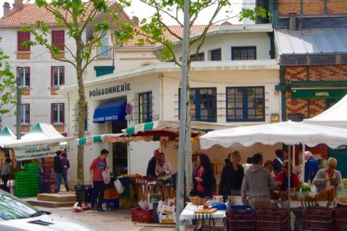 Market Hall de Luz.