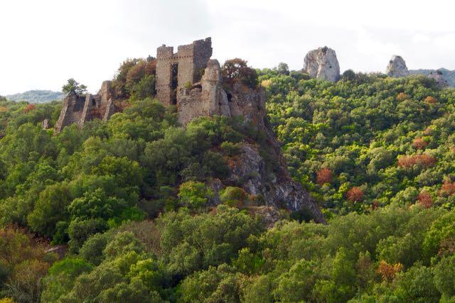Durfort Chateau.
