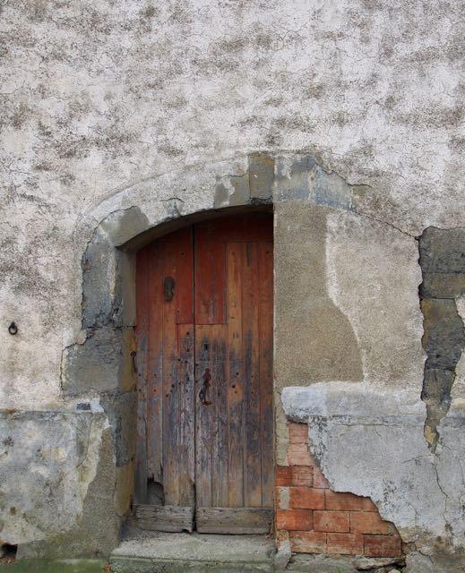 St. Pierre des Champs door.