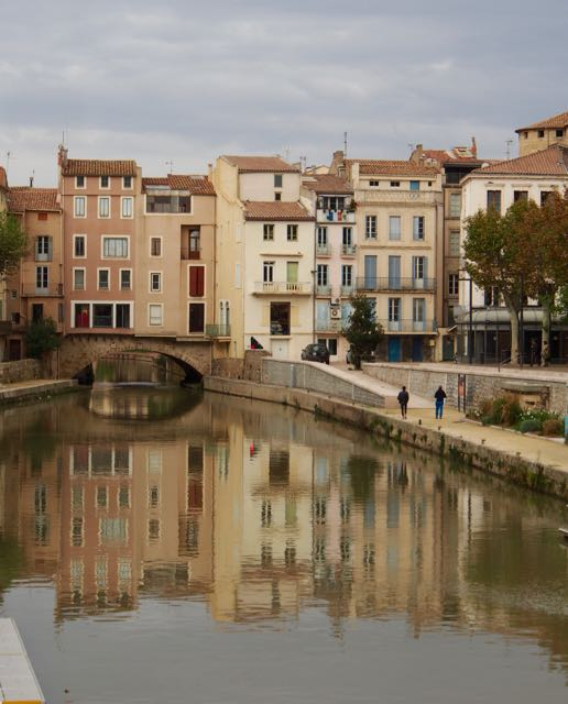 Narbonne reflections.