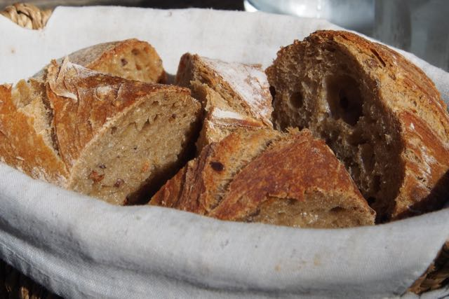Bread complet.