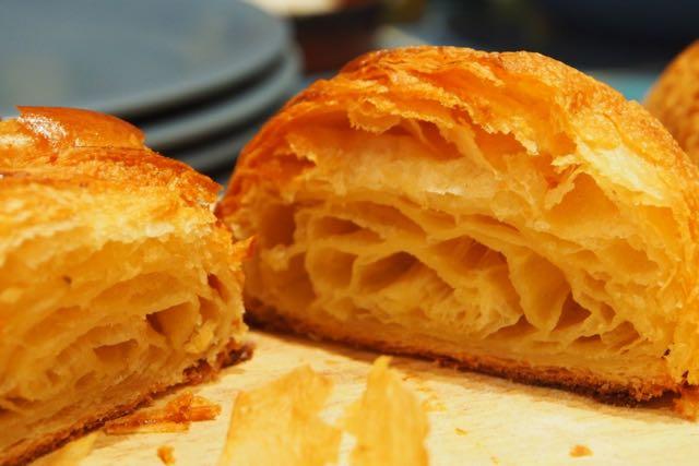 Croissant.