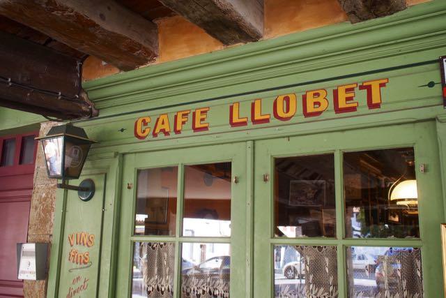 Mirepoix Cafe Llobet.