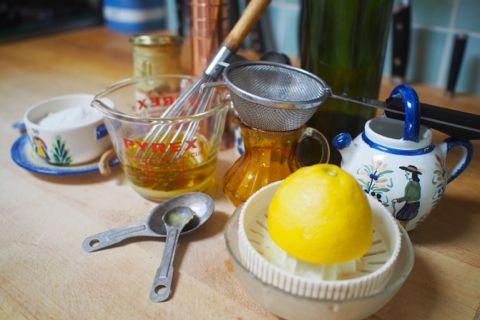 Citronette ingredients.
